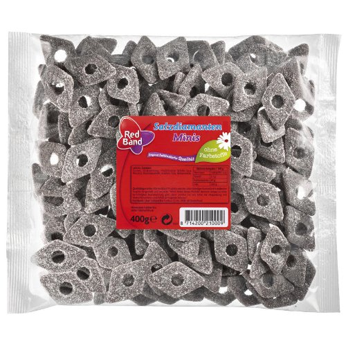 Red Band Salzdiamanten Minis 400g
