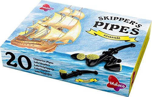 Malaco Skipper's Pipes Seasalt