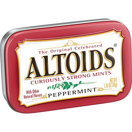 Altoids The Original Celebrated Curiously Strong Peppermints, 6er Pack (6 x 50 g)