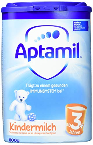 Aptamil 3+ Kindermilch, 6er Pack (6x 800 g)
