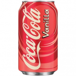 Coca-Cola Vanilla 1 x 355 ml