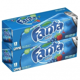 Fanta Berry 24 x 355 ml
