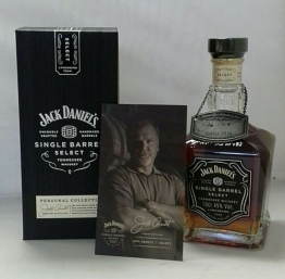 JACK DANIELS Single Barrel  Jeff Arnett   Select 2018  JACK DANIEL'S