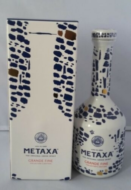 Metaxa Grande Fine 0,7 Liter 40%vol. Collectors Edition