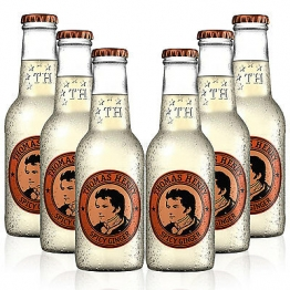 Thomas Henry Spicy Ginger - 6x200ml = 1200ml Ginger Bier Beer Ingwer Limonade